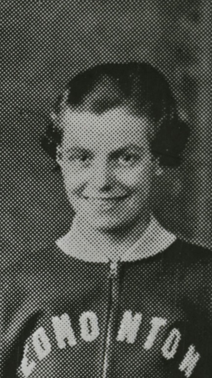 Hall of Famer BETTY ROSS BELLAMY